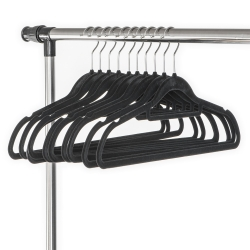 ArtMoon Soft Set of 10 Velvet Hangers...