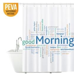 Tatkraft Good Morning Штора для ванной комнаты...