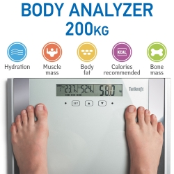 Tatkraft Fitness Digital Body Scale...