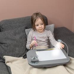 Tatkraft Patrik Cushioned Laptop Tray...