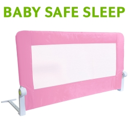 Tatkraft Guard Baby Bed Rail Foldable...