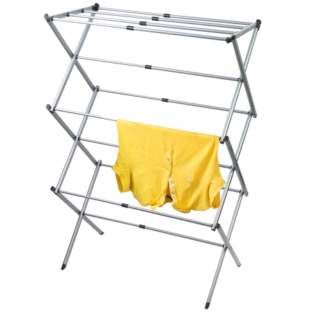 Artmoon GOBI Extendable Telescopic Clothes Airer Drying Horse 17-45'' Length Rustproof Durable