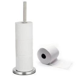 Tatkraft CAROL iseseisev tualett-rullihoidja 4...
