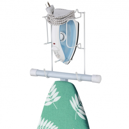 ArtMoon Smog Iron and Ironing Board Holder Wall Mounted 17X10X30cm