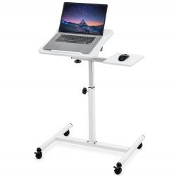 Tatkraft Bianca ergonoomiline sülearvutilaud
