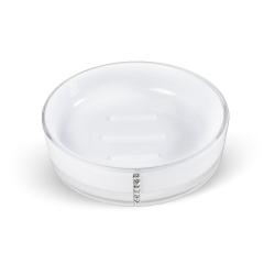 Tatkraft Diamond White Soap Dish...