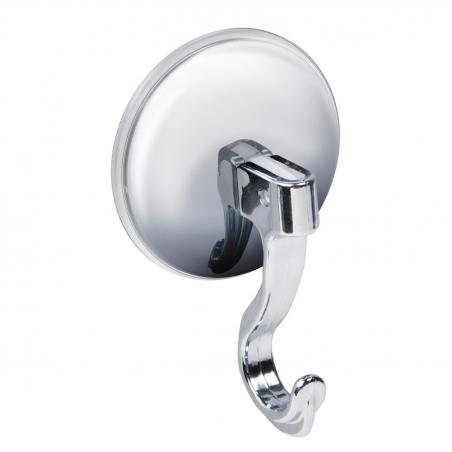 Tatkraft Magic Hook Chrome Bathroom Hook with Suction Cup